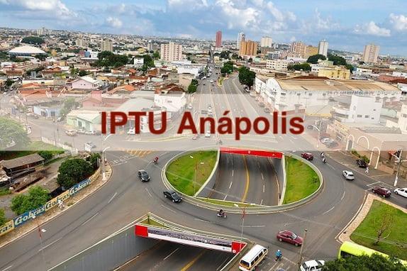 IPTU Anápolis GO: 2 Via Boleto, Consulta e Vencimentos