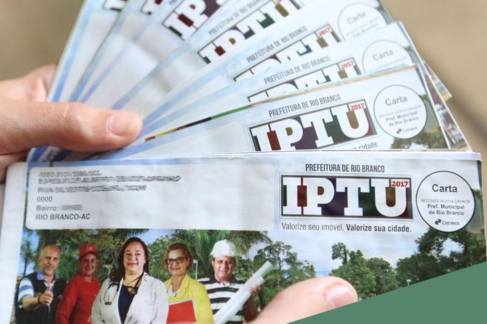 IPTU Rio Branco - AC