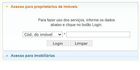 Consulta IPTU - Chapecó SC