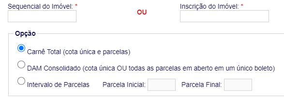 Consulta IPTU Paulista PE