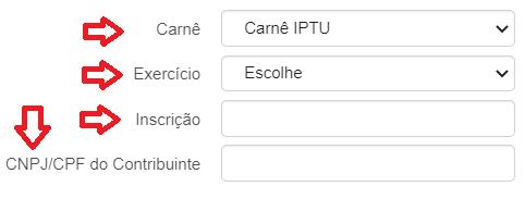 Consulta IPTU- Vila Velha ES
