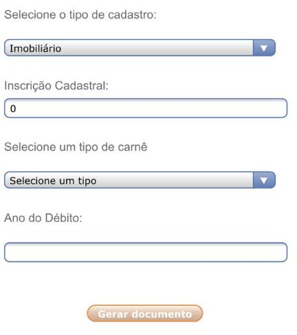 Consulta IPTU Viamão RS