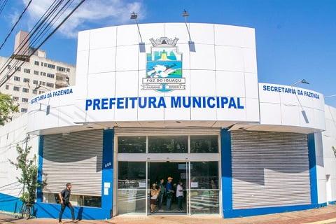 IPTU Foz do Iguaçu - Prefeitura