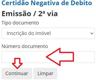 Emissão CND Cachoeiro do Itapemirim